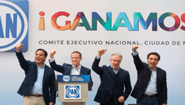 Acción National got a historic success in mexican elections