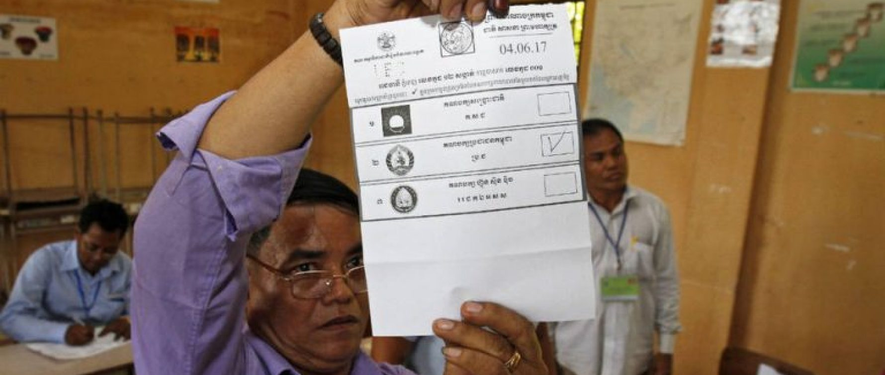 Statement of the IDC-CDI on the Commune Council election in Cambodia