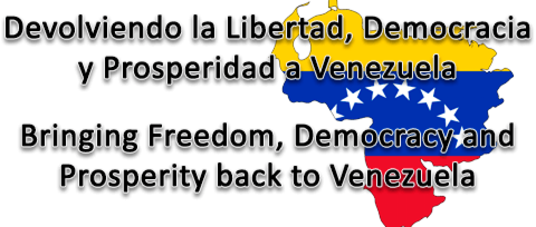 Main center-right parties denounce the situation in Venezuela and demand a democratic transition