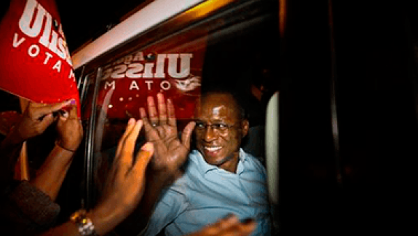 Ulisses Correia win the elections in Cape Verde