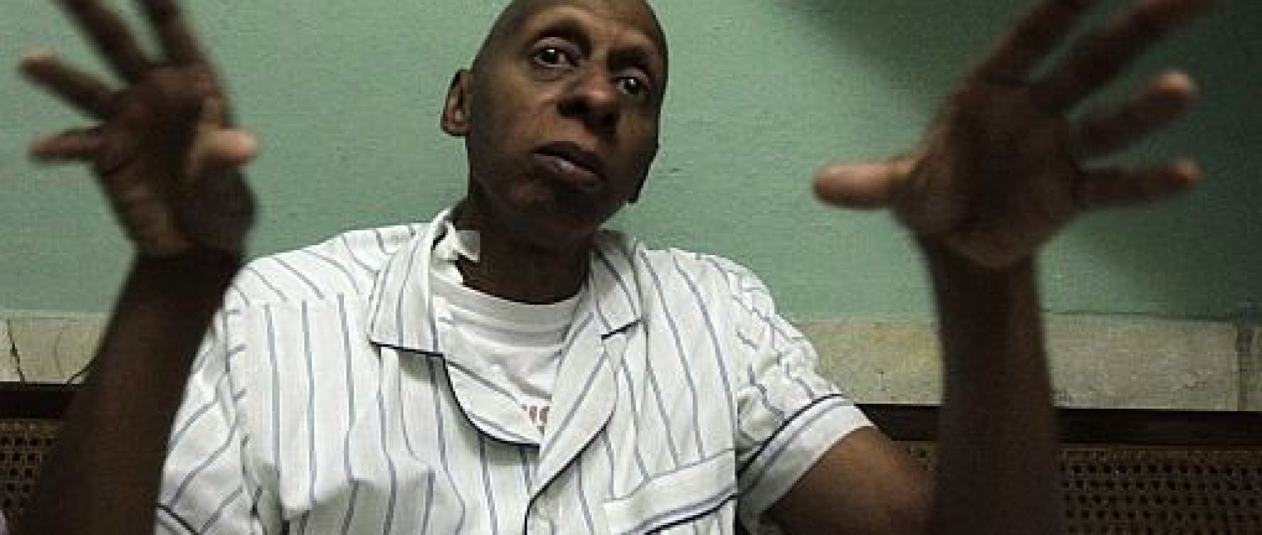 The IDC condemns the recent arrest of Cuban dissident Guillermo Farinas
