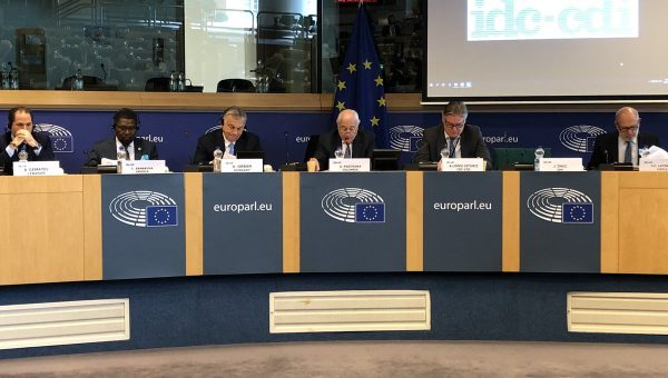 Executive Committee meeting at the European Parliament