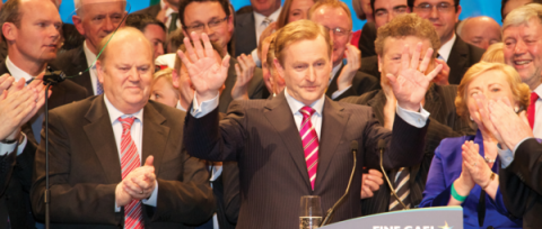 Ireland: The IDC welcomes the Fine Gael on his historic victory