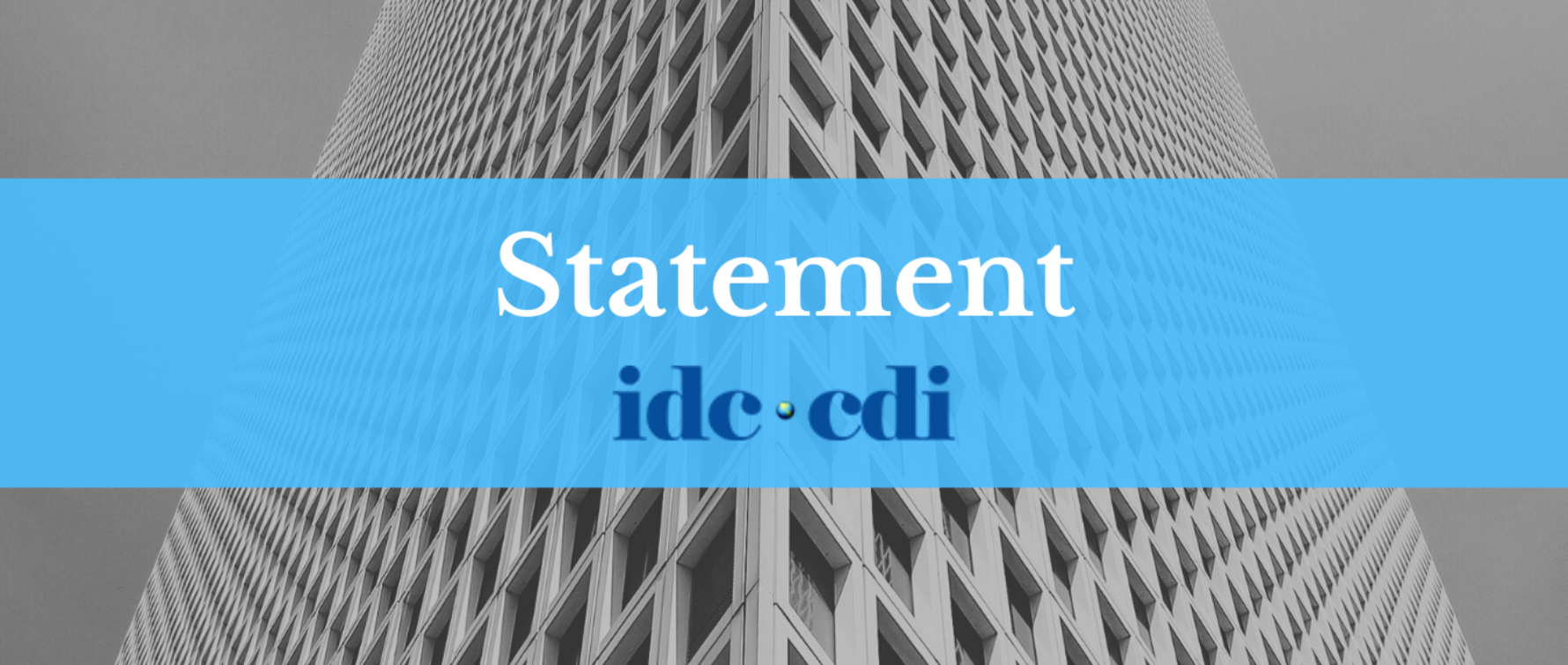 CDI statement on the illegal elections in Nagorno-Karabakh