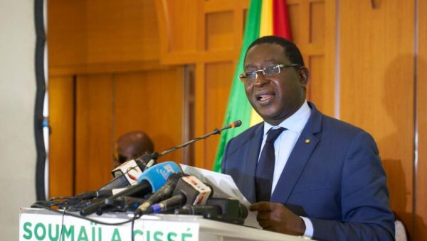 We welcome the news of the liberation of Mr. CISSE, President of our sister party UDR in Mali [FR]