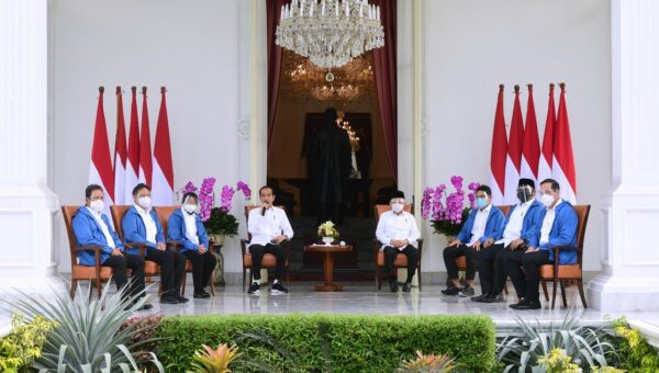 Recognition of Mr. Yaqut Cholil Qoumas' appointment as Indonesia's Minister of Religious Affairs